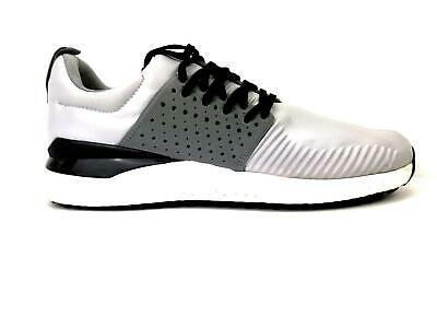672bc470bd330 ADIDAS ADICROSS BOUNCE Golf Shoes Men s Spikeless F33568 Light Grey ...