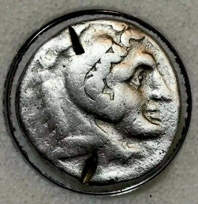 "Alexander III ""The great"" LIFETIME ISSUE Tetradrachm (336-323 BC) 16.6 g"