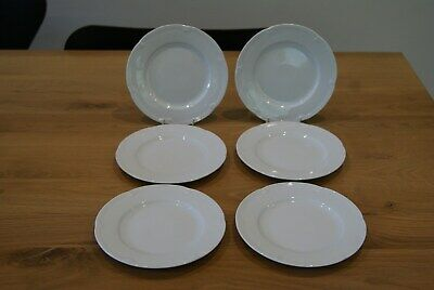 Marks & Spencer Stamford Set of 6 16.5cm Side Plates