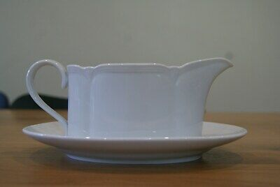 Marks & Spencer Stamford Gravy Boat with Stand. 2 Available