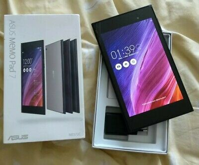 ASUS MEMO PAD 7 ME572C Quad Core 16GB Android 7