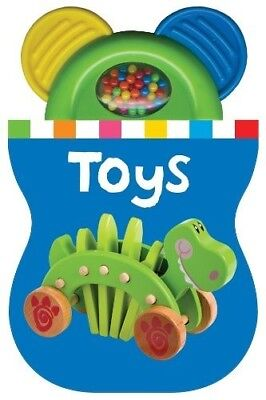 Very Good, Toys (Baby Shaker Teethers), Roger Priddy, Book