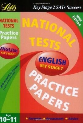 Very Good, National Test Practice Papers 2003: English Key stage 2, Jenny Bates,