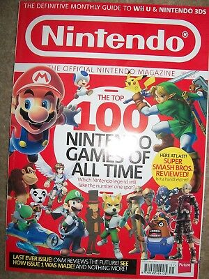 Official Nintendo Magazine - Issue 114, Christmas, 2014