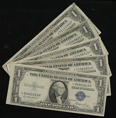 1935 STAR NOTE Silver Certificate LOWEST PRICE ON EBAY * FREE SHIPPING!