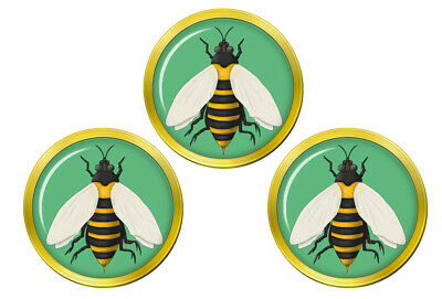 Bumble Bee Golf Ball Markers