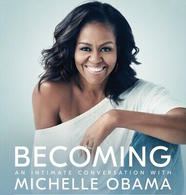 Becoming by Michelle Obama [Audiobook+PDF] Read The Description