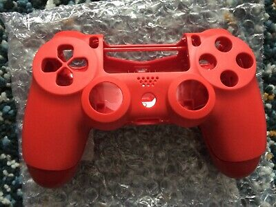PS4 DualShock 4 Controller V2 Magma Red Shell With Sony Warranty *FREE REPAIRS!*