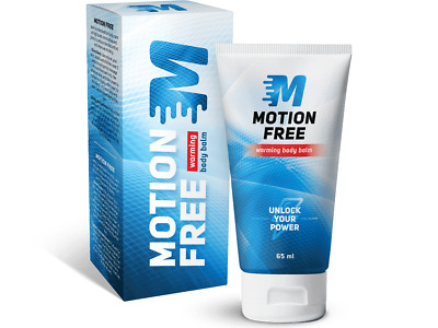 Motion Free,Warming Body Balm