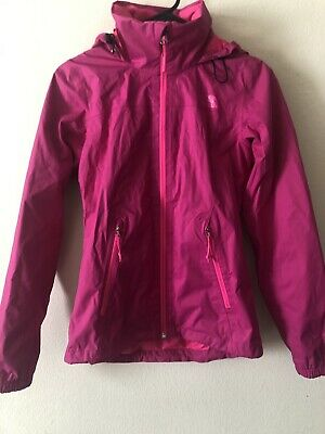 90f5bbd90 THE NORTH FACE Womens Venture Rain Jacket Parlour Purple Size Xs Nwt ...