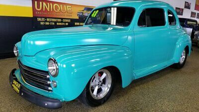 1948 Ford Coupe Street Rod 1948 Ford Coupe Street Rod, V8 with Overdrive! TRADES?