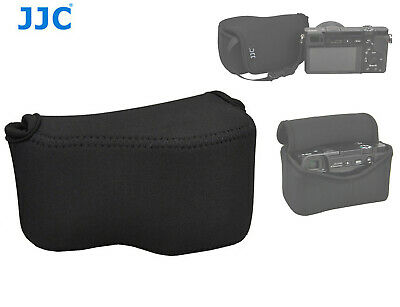Camera Pouch Case Bag fits Sony A6500 A6400 A6300 A6000 A5100 +16-50mm Lens
