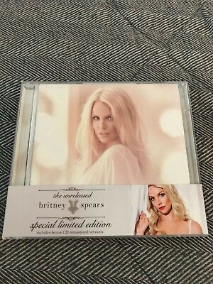 Britney Spears Unreleased, Limited 3 Cd Set, Promo, Rare