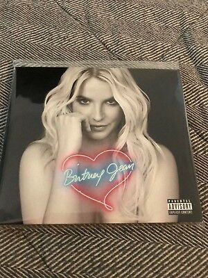 Britney Spears Britney Jean Cd, Promo, Digipak Version