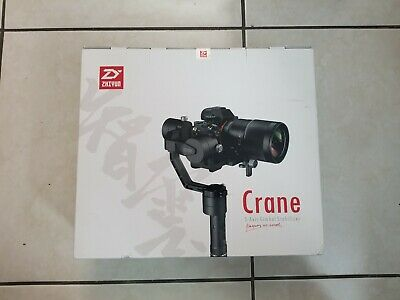 Zhiyun Crane V2 3 Axis Brushless Handheld Gimbal  new other!!!!!