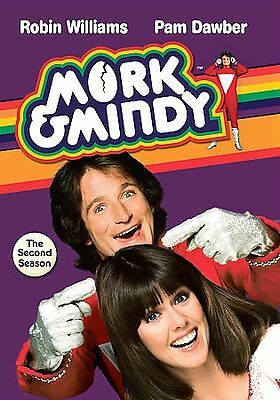 Mork and Mindy - The Complete Second Season (DVD, 2007, 4-Disc Set)