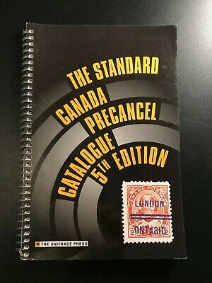 Canada Precancel Catalogue, 5th ed, 2004