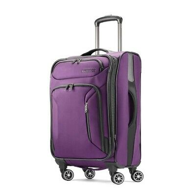 """American Tourister Zoom 21"""" Spinner Carry On Luggage"""