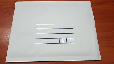 PICK UP ONLY 30 NEW padded envelop-plain blank-bubble mailer 160x230mm
