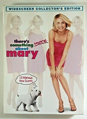 There's Something About Mary DVD 2003 2-Disc Widescreen Collector's Edition