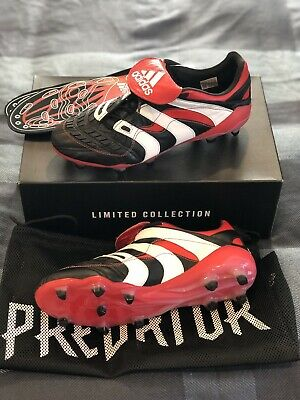 dbfc70e0fa7f Adidas Predator Accelerator FG Remake Limited Collection D96665 Mens Size  US10.5
