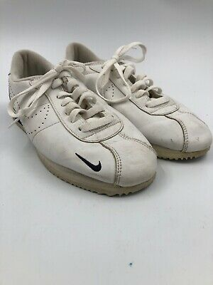 buy popular 71152 78d90 Nike Cortez White Leather sneakers Size 9 - vintage Mens shoe