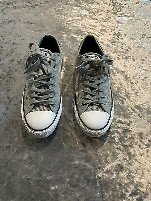 9a0605548d0dde CONVERSE CT OVERLAY OX 146458C Athletic Shoes Size 10 US 44 EUR Gray ...