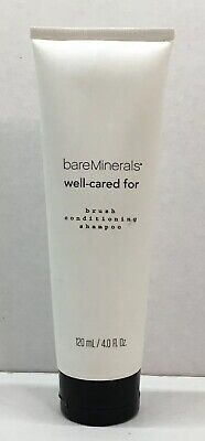 BARE MINERALS~*WELL-CARED FOR* BRUSH CONDITIONING SHAMPOO~4oz BRAND NEW & SEALED
