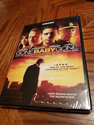 New. Factory Sealed DVD - Gone Baby Gone  Free Shipping!