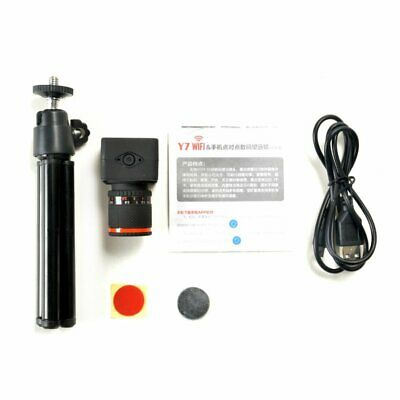 Mini Camera Digital Lens Wireless Wifi Mobile phone Telescope 50X Zoom Lens☟✌