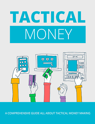 Tactical Money-Learn How To Make Money By Starting An Online Business! PDF EBOOK