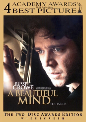 A Beautiful Mind (Two-Disc Awards Edition) Russel Crowe Ed Harris