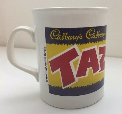 Cadburys Chocolate Taz Devil Mug Jpg