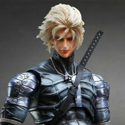 Metal Gear Solid 2 Sons Of Liberty Raiden Play Arts Kai Action Figure Cr Aq4082