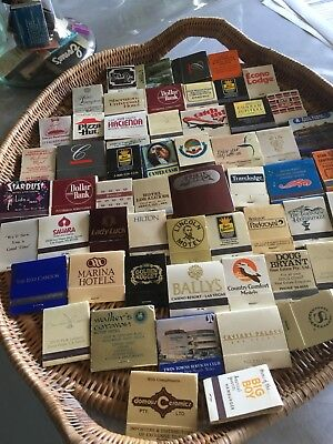 Vintage Matches from all over the world