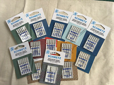 Sewing Machine Needles Schmetz Universal - everyday sewing neeldles