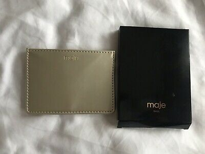 Maje Card Holder Brand New