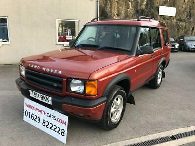 1999 T Land Rover Discovery 2.5 Td5 Gs 5Str 5D 136 Bhp Diesel