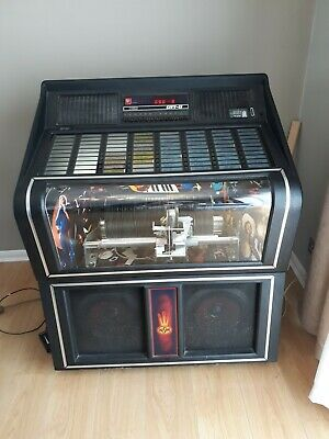NSM City 2 1980's Jukebox Retro Classic