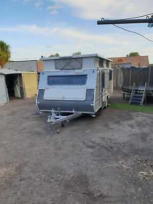 1998 Coromal Seka 505 Poptop 17FT. Hot and Cold AIR CONDITIONER*NO RESERVE**