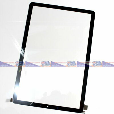 Black Front Glass Touch Screen Lens For Samsung Galaxy Tab S4 10.5' SM-T830 T835