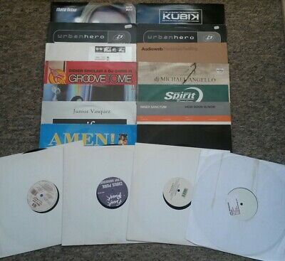 "Job lot dance/club/dj promo records 12"" vinyl (18 records) (Job Lot No.2)"