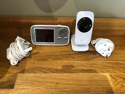 Motorola MBP482 Baby Monitor With Camera