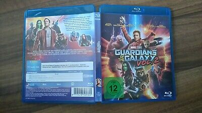 Marvel Studios - Guardians of the Galaxy 2 [Blu-ray] - wie neu