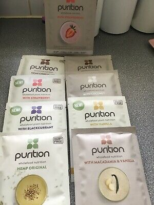 Purition Shakes