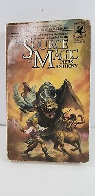 Xanth: The Source of Magic Vol. 2 by Piers Anthony (1979, Paperback)