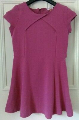 05345b97c TED BAKER DRESS girls aged 11-12 years pink - £4.99