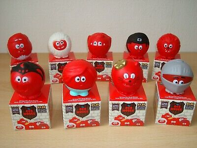 Red Nose Day 2019 set of 9 Noses Boxed Comic Relief