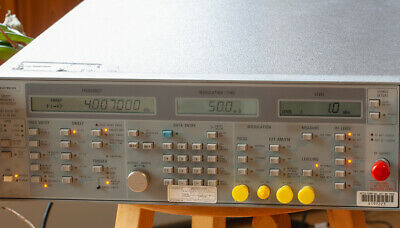 Wiltron Anritsu 6737B-20  20 GHz Swept Frequency Synthesizer + 560 7S50 Detector