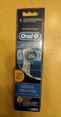 Oral B professional precision clean replacement brush head EB20-1 New 1 count